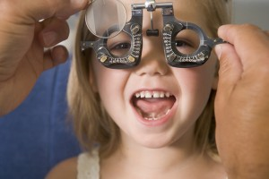 Children's eye care in Ore Valley
